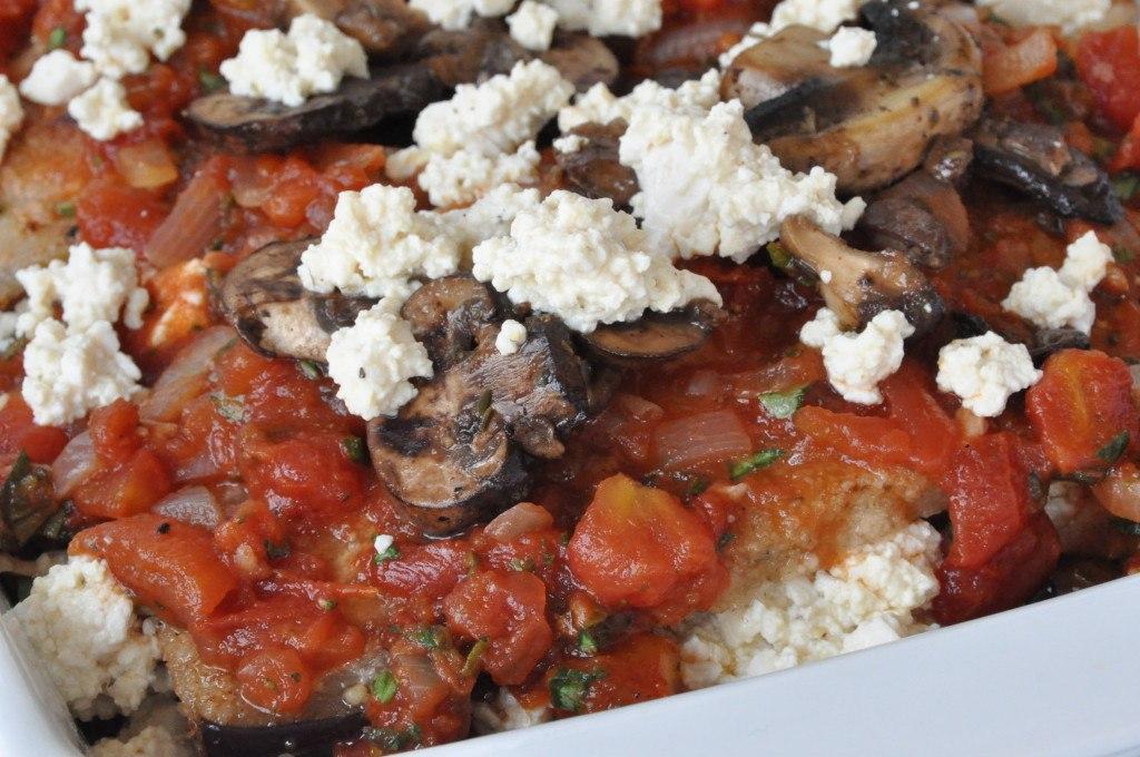 Vegan Eggplant Lasagna