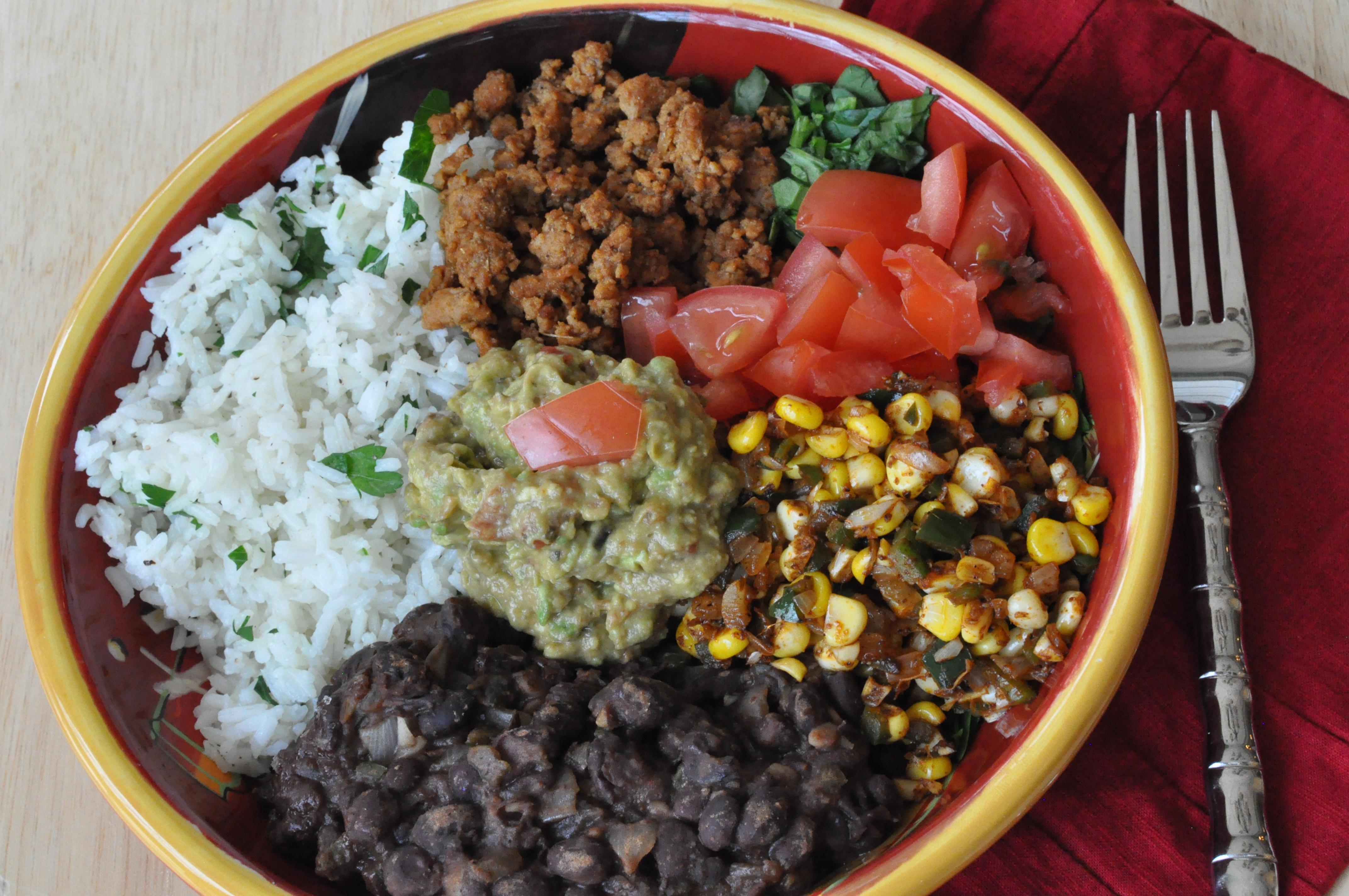 Oatmeal Burrito Bowl Recipes — Dishmaps