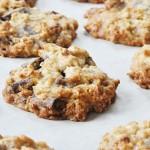 Vegan Chocolate Pecan Oatmeal Cookies