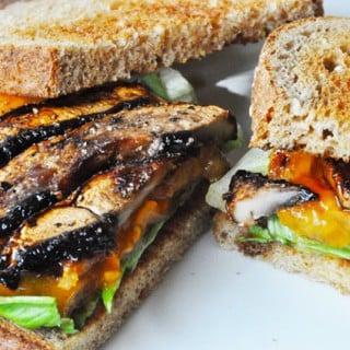 Portobello Mushroom Bacon – Vegan Bacon
