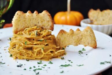 Vegan Vegetable Marina with Quinoa Spaghetti