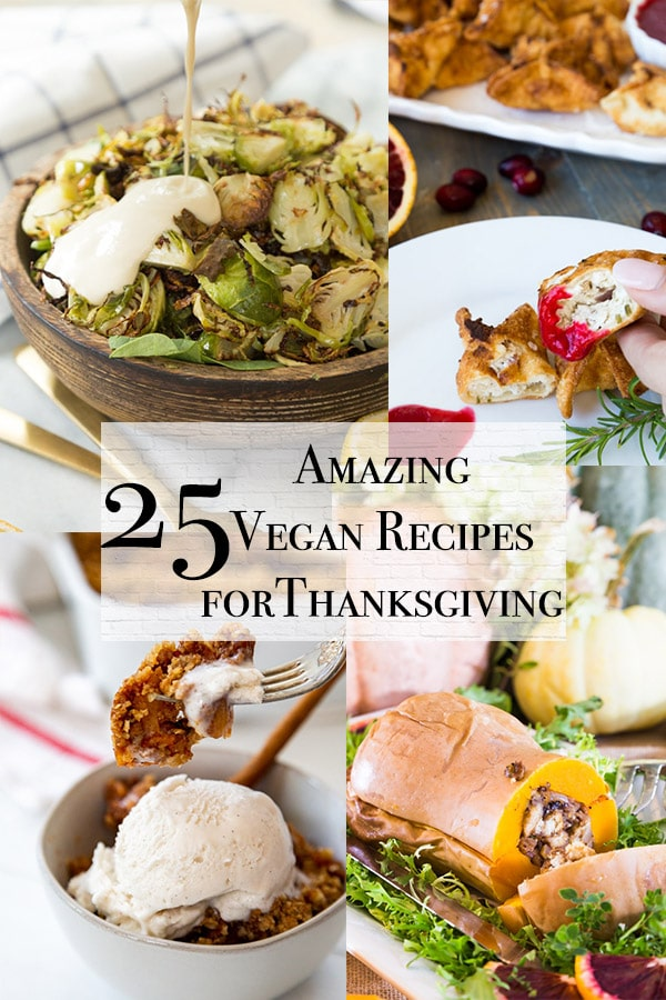 25 ideas for thanksgiving recipes