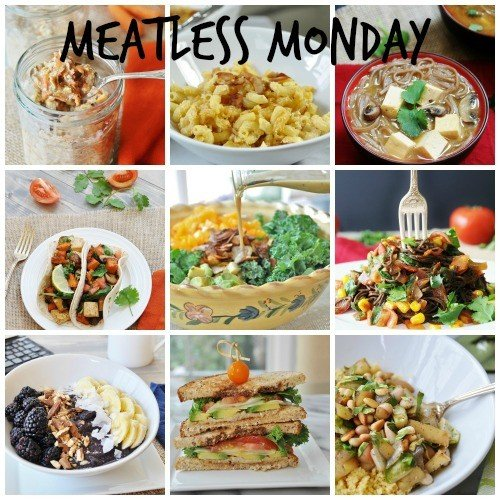 Meatless Monday Recipes for Every Meal