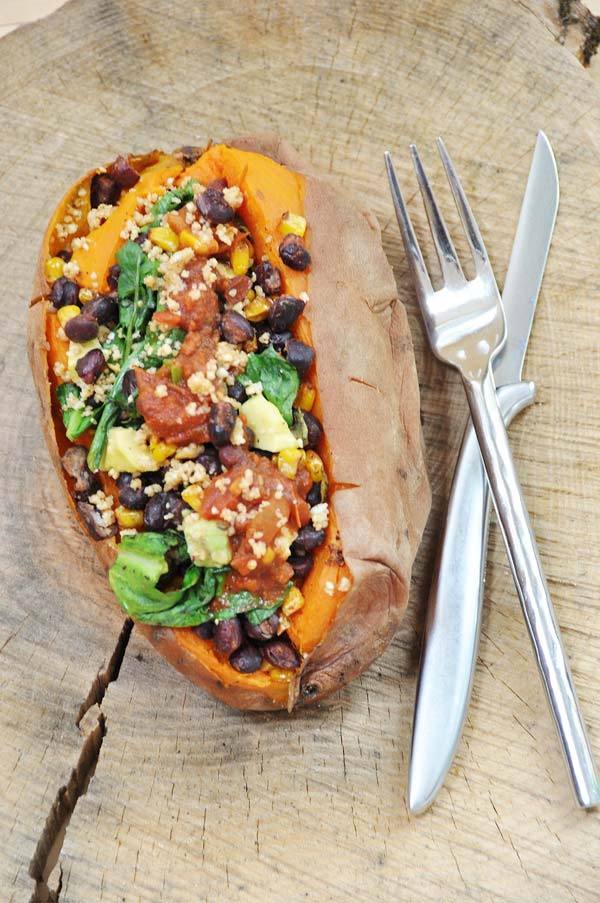 Mexican-Stuffed-Sweet-Potato