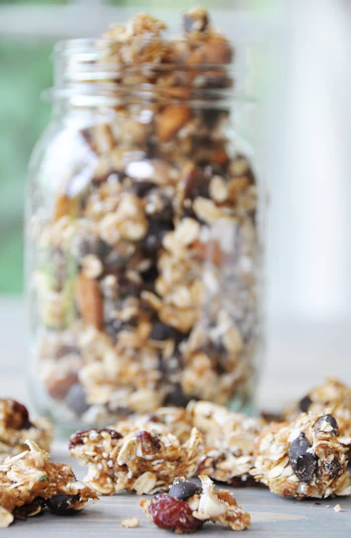 What's so special about this granola? Check it out: