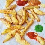 Quick and Easy Oil-Free Chipotle Home Fries