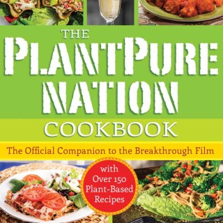 The PlantPure Nation Cookbook Review & Pineapple Sorbet
