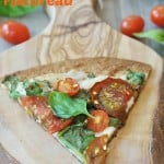Vegan Summer Flatbread Pizza
