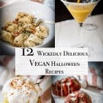 Wickedly Delicious Vegan Halloween Recipes