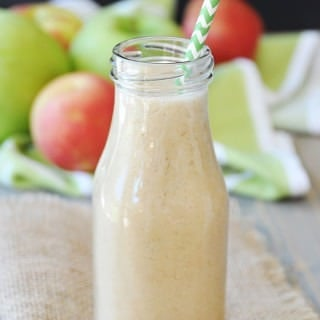 Healthy Apple Pie Smoothie Recipe