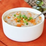 8 Ingredient Vegan Chunky Potato and Carrot Soup (Gluten-Free)