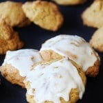 Vegan Pumpkin Spice Cookies (Egg and Dairy Free)