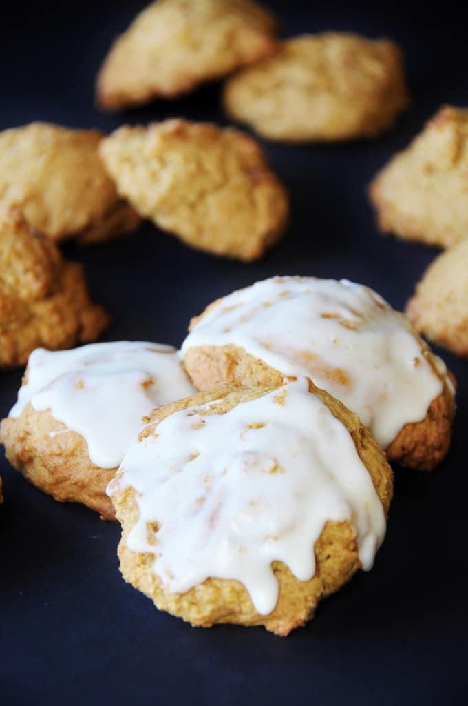 Vegan-Pumpkin-Spice-Cookies