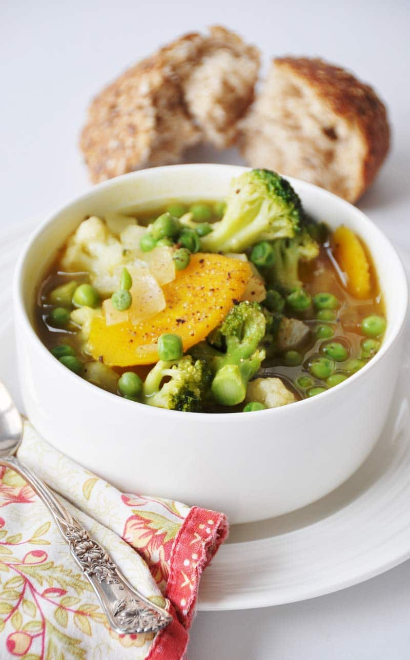 7-Ingredient-30-Minute-Vegetable-Soup