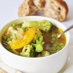 7 Ingredient 30 Minute Vegetable Soup