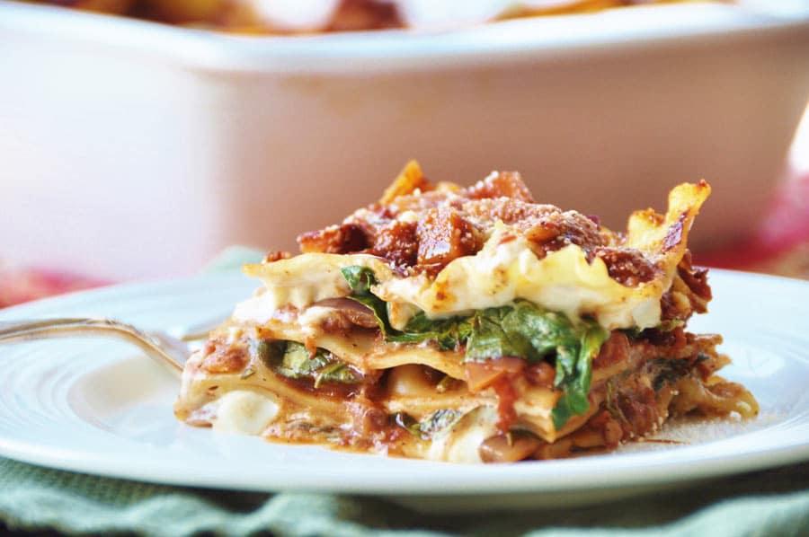 Vegan-Spinach-Lasagna