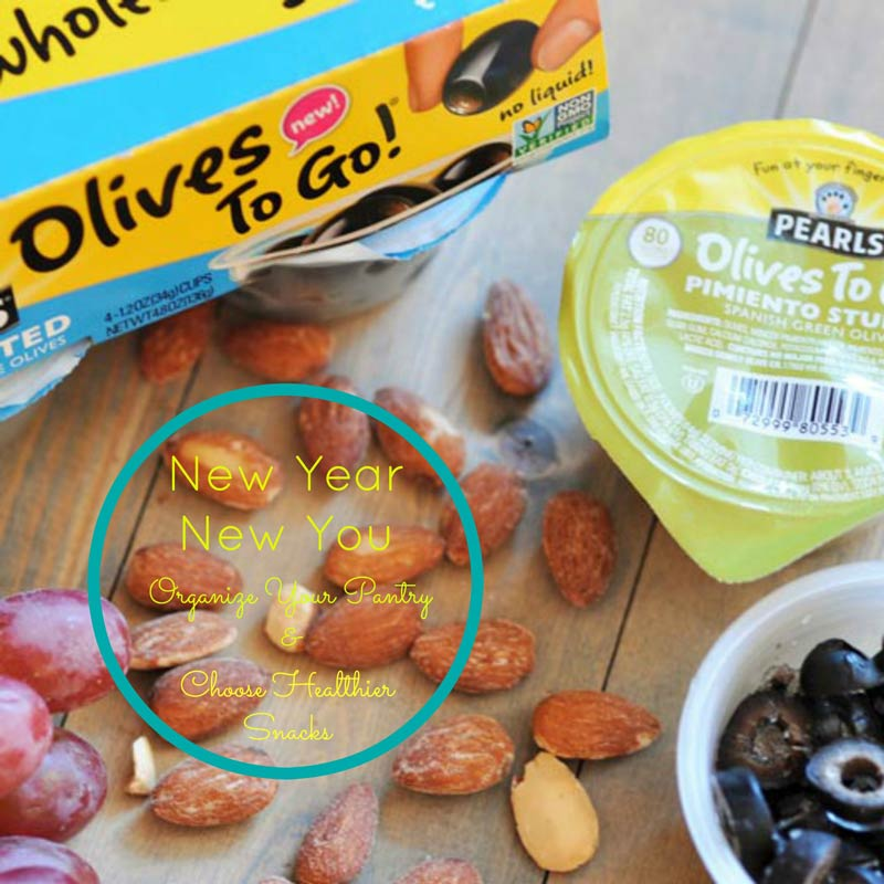 Organize Your Pantry & Choose Healthier Snacks with Pearls Olives and Target! Win a $500 Target gift card and a supply of Pearls Olives To Go! #BetterWithPearls #ad