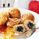 Æbleskivers – Filled Pancake Balls (Vegan)