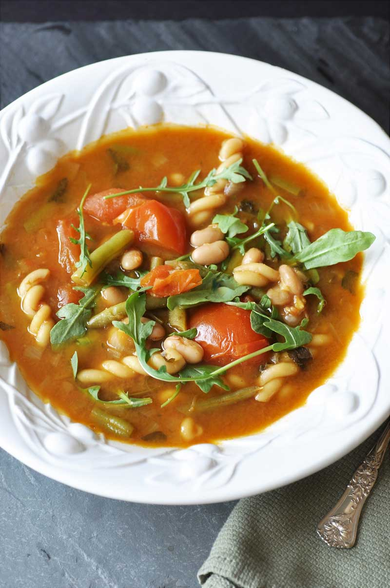 recipe: simple minestrone soup [16]