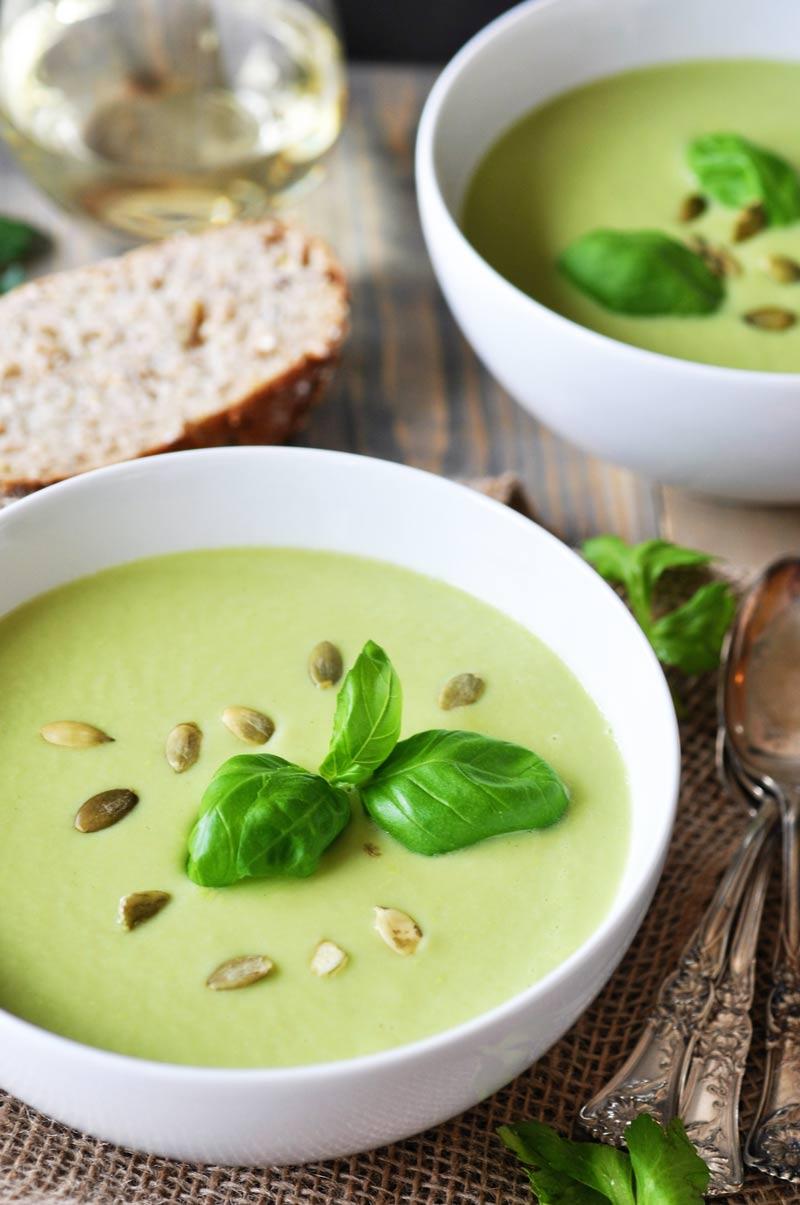 Celery: recipes for every taste 24