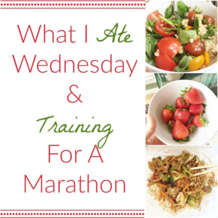 What I Ate Wednesday & Training for a Marathon! Follow me on my journey as I train for the 2016 Chicago Marathon on a Whole Foods Plant-Based Vegan diet. www.veganosity.com
