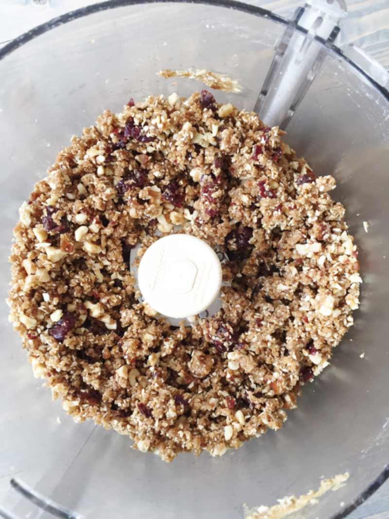Now spread the granola bar mixture into a 9-inch pan or a granola bar ...