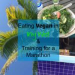 What This Vegan Ate in Key West & Training for a Marathon