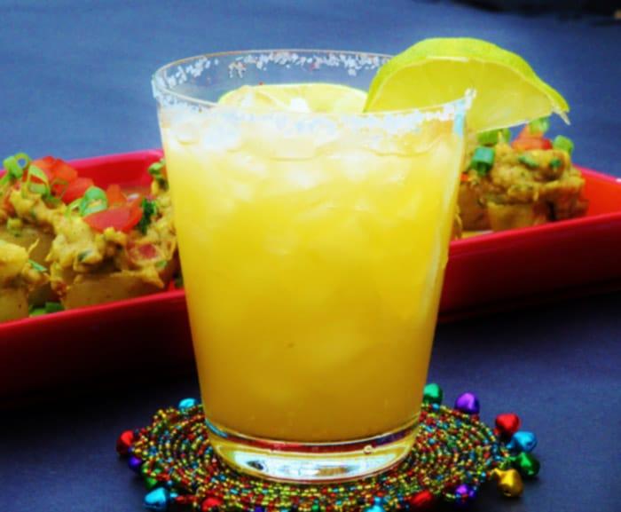 Pineapple-Lime-Margarita