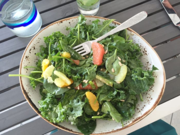 What I Ate in Key West While Training for a Marathon
