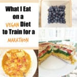 What I Eat on a Vegan Diet to Train for a Marathon