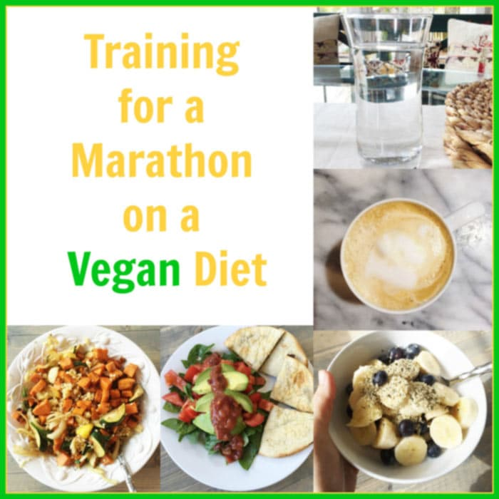 What This Vegan Eats to Train for a Marathon! I got twice the recommended protein on a whole foods plant-based diet, plus vitamins, antioxidants, and omegas. See for yourself at www.veganosity.com