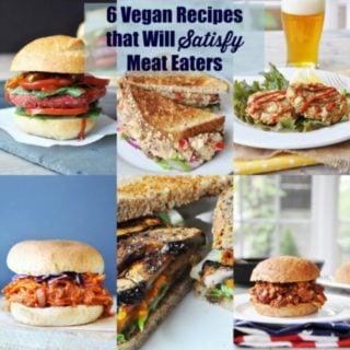 6 of the easiest vegan recipes to turn your meat loving friends into plant-based veg heads! www.veganosity.com