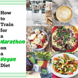 How to Eat for a Marathon on a Vegan Diet