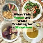 What This Vegan Eats While Training for a Marathon 2