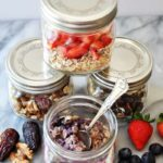 Homemade Flavored Instant Oatmeal – Four Flavors!