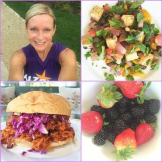 What This Vegan Ate to Train for a Marathon – Part 14