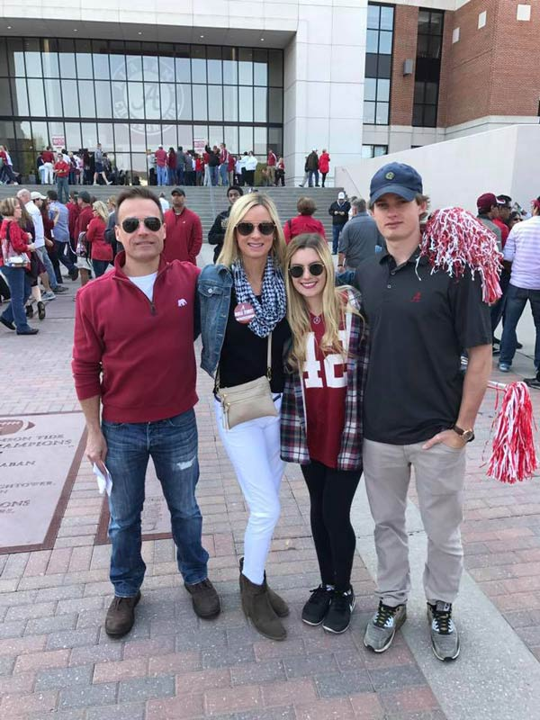 Crimson Tide Football Game