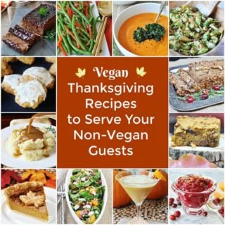 Vegan Thanksgiving recipes that your non-vegan guests will love! www.veganosity.com