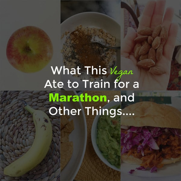See what I ate on a regular day and where I get my protein. www.veganosity.com