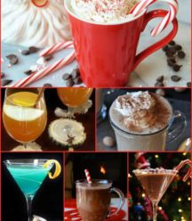From morning to night, these 6 holiday drink recipes will make everything merrier. www.veganosity.com
