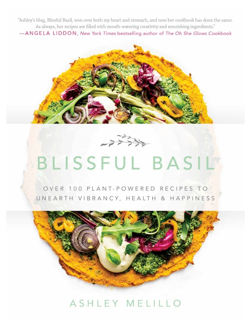 Blissful Basil Cookbook Review