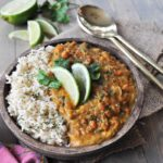Swift Sweet Potato Coconut Curry from Blissful Basil