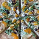 Butternut Squash and Almond Ricotta Pizza