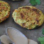 Crispy Oven Fried Falafel