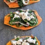 Sweet Potato Toast Bruschetta