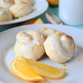 Vegan Lemon Knot Cookies – Egg-Free and Dairy-Free