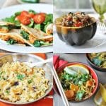Vegan Weeknight Dinner Planner