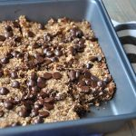 Homemade Protein Breakfast Bars