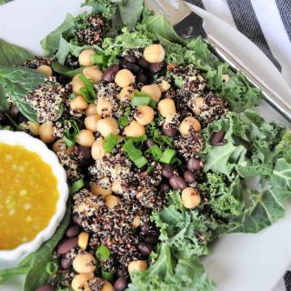 Protein Superfood Bean Salad