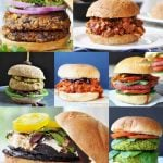 7 Homemade Vegan Burgers
